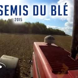 Semis du blé – 2015
