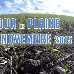 Tour de plaine Novembre – 2015