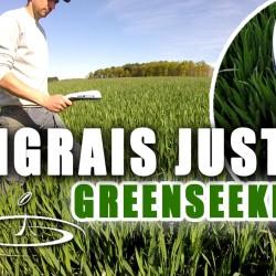 greenseeker engrais azote 04 2016