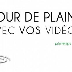 VIDÉO : Le tour de plaine de France, avec vos vidéos – 2016