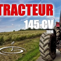 tracteur case 1455