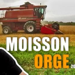 MOISSON ORGE premiere journée 2016