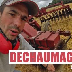 dechaumage cover crop 2016