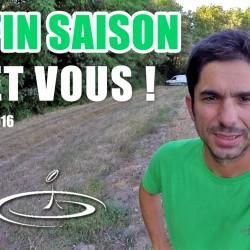 VIDÉO : Entre 2 saisons et je VOUS fais participer ! – 2016