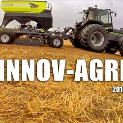 VIDÉO : Innov-Agri, des tracteurs, des machines et plus encore – 2016