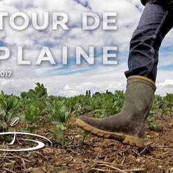 VIDÉO : Tour de plaine 2 mois avant récolte – 2017