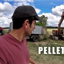 Déplacement de terre avec la pelleteuse – 2017