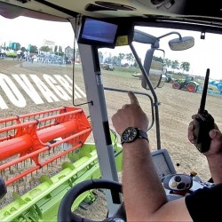 En immersion avec CLAAS sur le salon Innov Agri – 2017