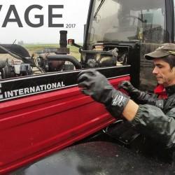Lavage des tracteurs et matériels – 2017