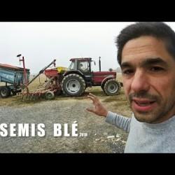 Semis du blé pendant la sécheresse – 2018